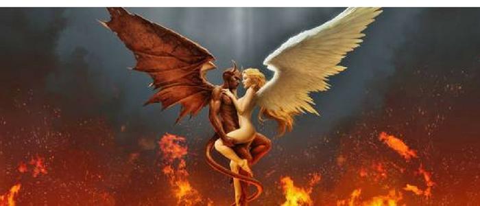 L'Amore è un Demone. L'Eros Sciamano.