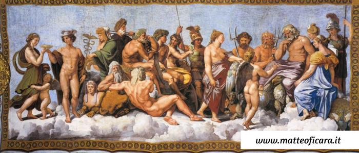 mito, mitologia, fiabe, favole e racconti