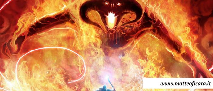 Il Guardiano della Soglia, il Daimon e Il Signore degli Anelli.
