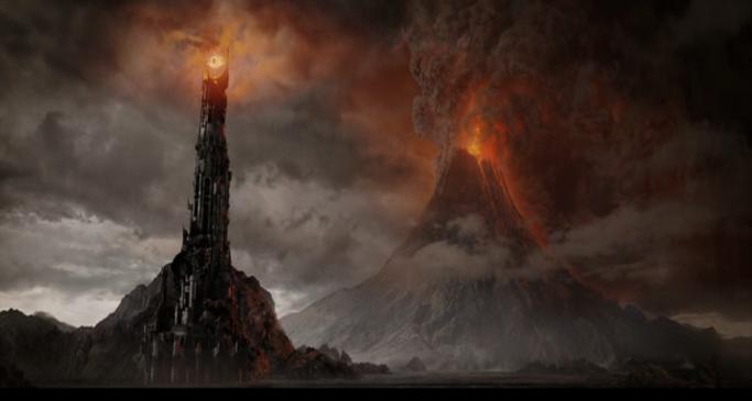 Mordor-Monte-Fato-Sauron-Mondo-Spiriti