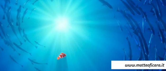 Alla ricerca di Nemo… per trovare se stessi. L'Immaginazione ed i Mondi di Profondità.
