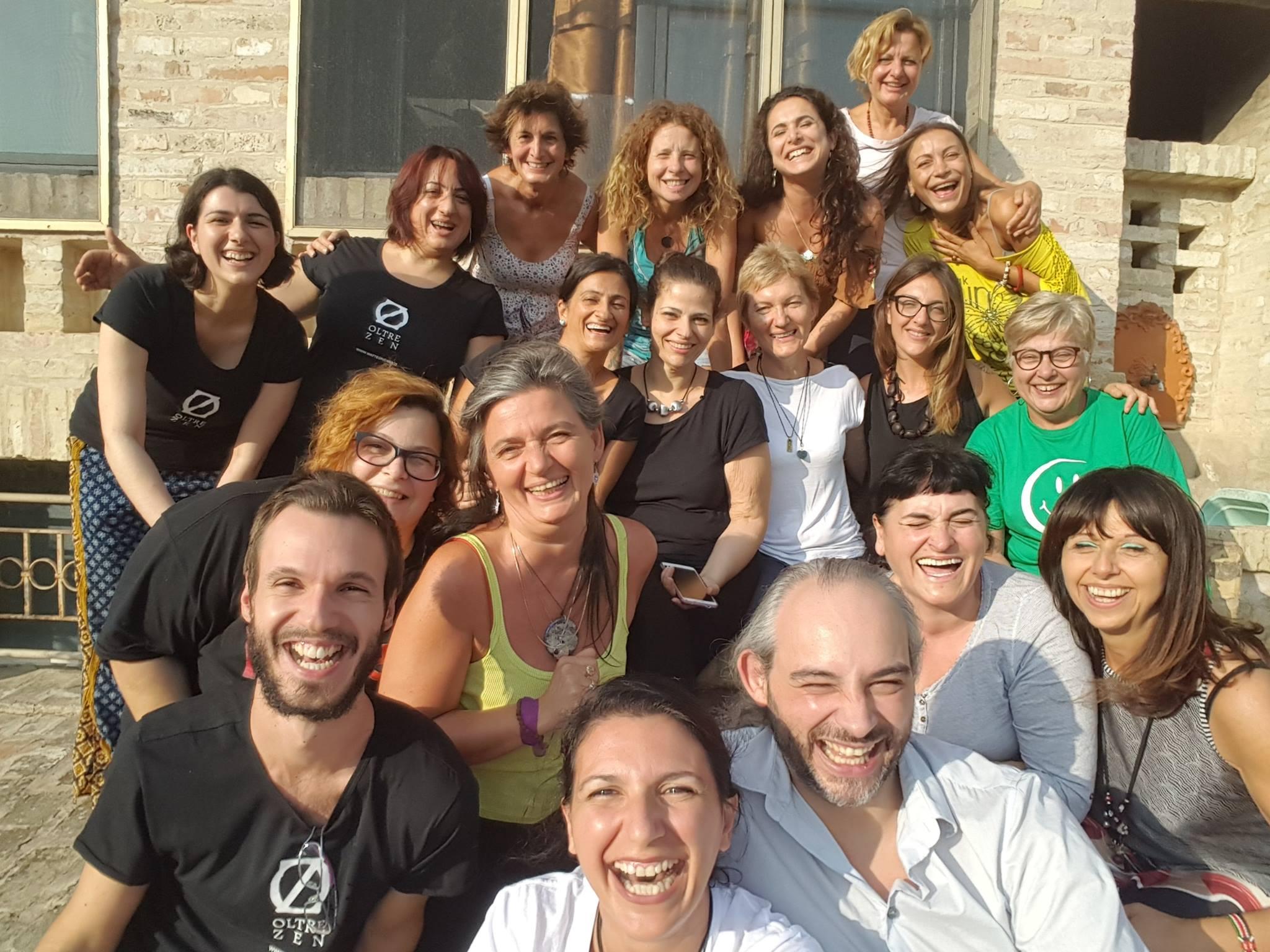 OZ - Oltre Zen | gruppo del 18-20 agosto 2017