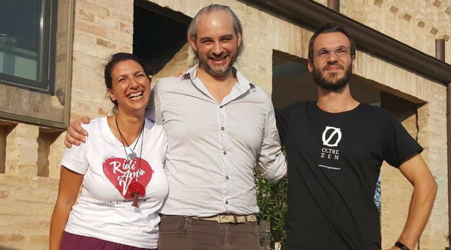 Lara Lucaccioni, Matteo Ficara, Paolo Roganti