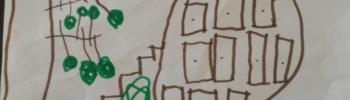 L'Immaginazione, il disegno dei bambini e la Multidimensionalità.