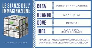 MESSINA   Attivazione Le Stanze dell'Immaginazione @ da definirsi   Messina   Sicilia   Italia