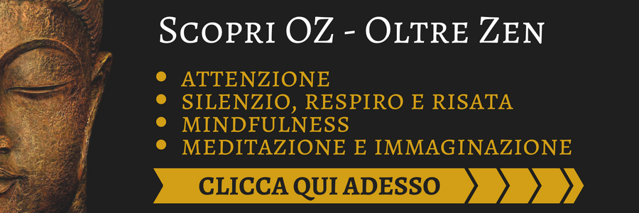 Scopri OZ - Oltre Zen
