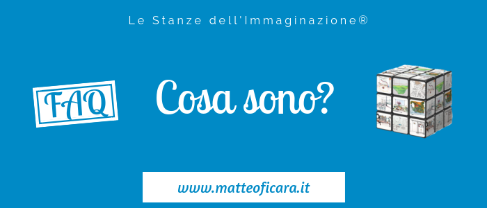FAQ: cosa sono Le Stanze dell'Immaginazione?