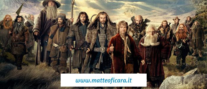 Andata e Ritorno. Immaginazione, Presenza e… Lo Hobbit di Tolkien.