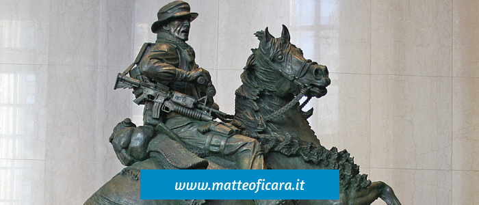 12 Soldiers. Come il mito agisce nel mondo moderno.