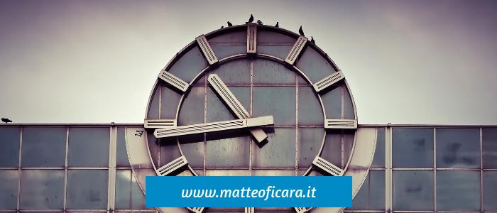 Mito, tempo e sacralità. Gli effetti del calendario sulla mitologia.