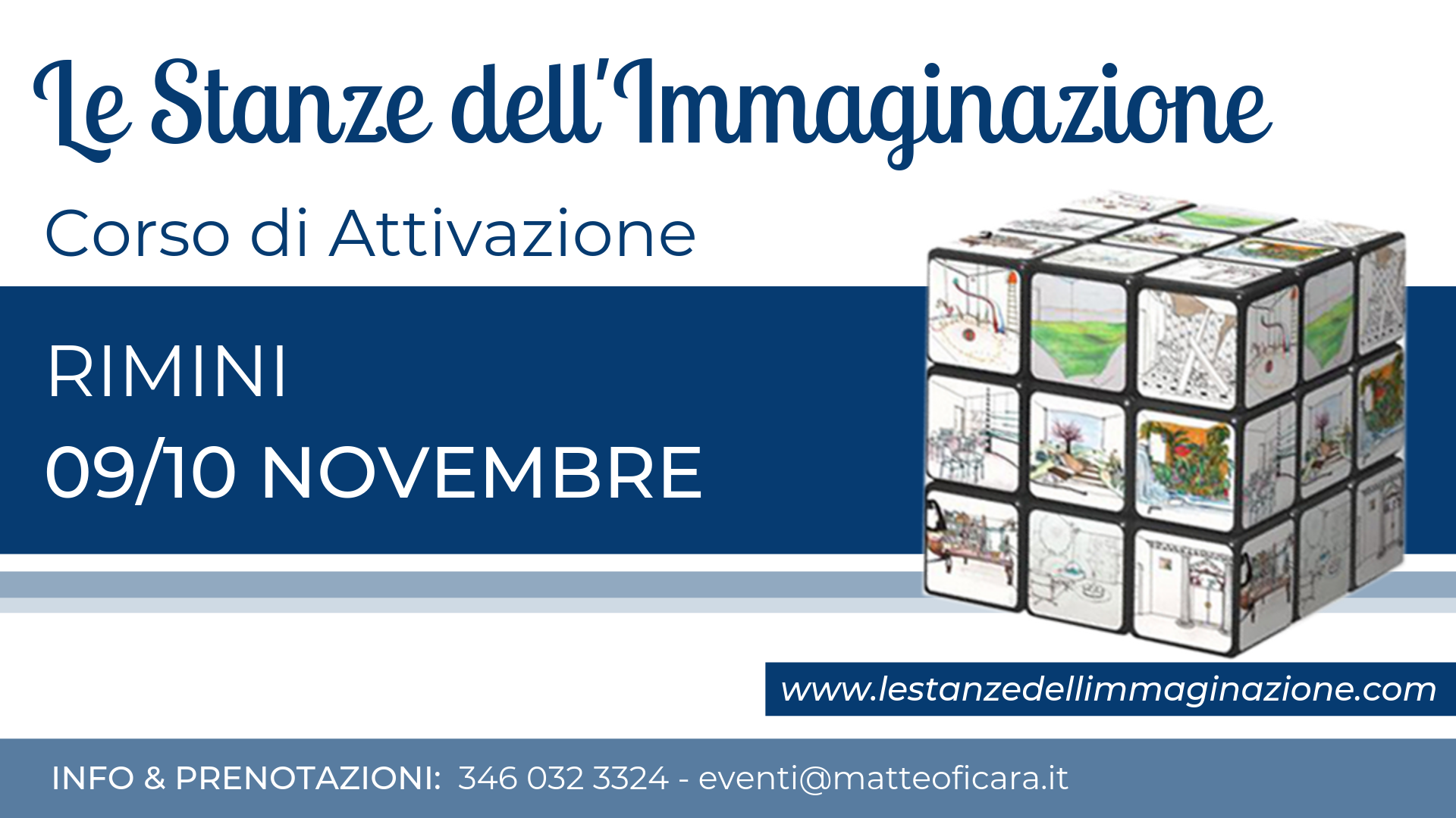 Le Stanze dell'Immaginazione - Rimini