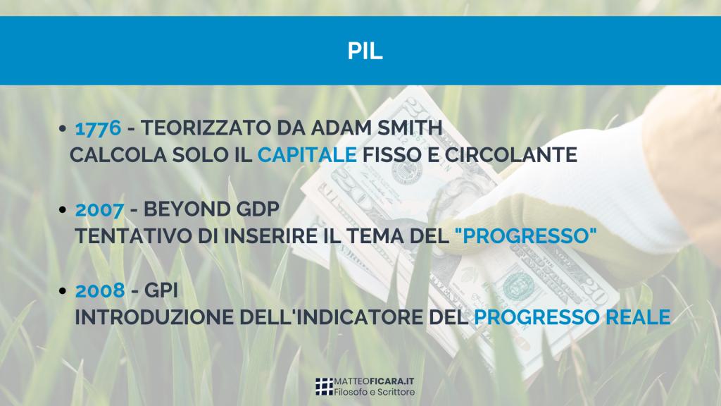pil-prodotto-interno-lordo-capitale-progresso-benessere
