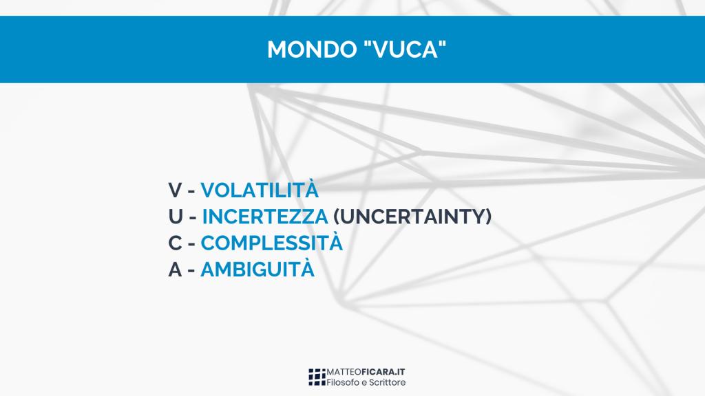 futuro-mondo-vuca-complessità-volatilità-incertezza-ambiguità