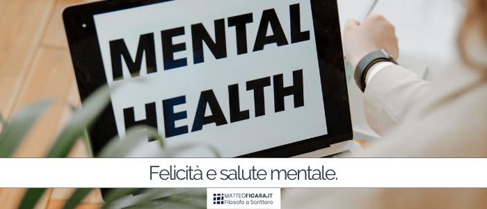 Felicità e salute mentale: l'interesse è dell'OMS e di leader mondiali.
